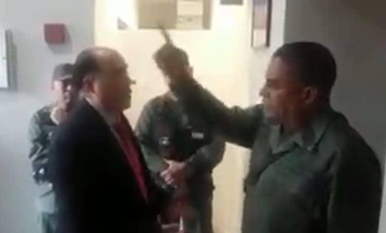 Discusión entre Julio Borges y Vladimir Lugo