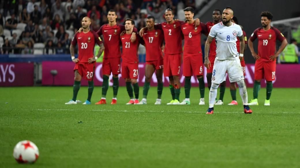 Chile vs. Portugal