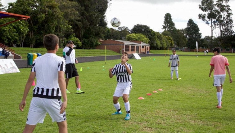 Jóvenes de Juventus Academy