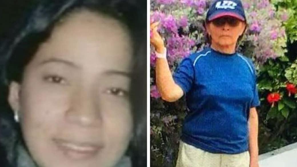 Erika Quinchía y Aura Estella Barragán, las dos últimas víctimas fatales rescatadas del embalse de Guatapé