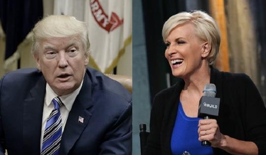 Trump vs. Mika Brzezinki