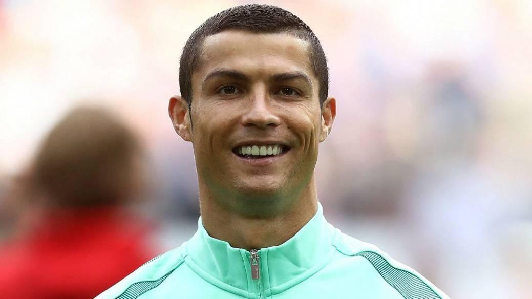Cristiano Ronaldo, futbolista del Real Madrid.