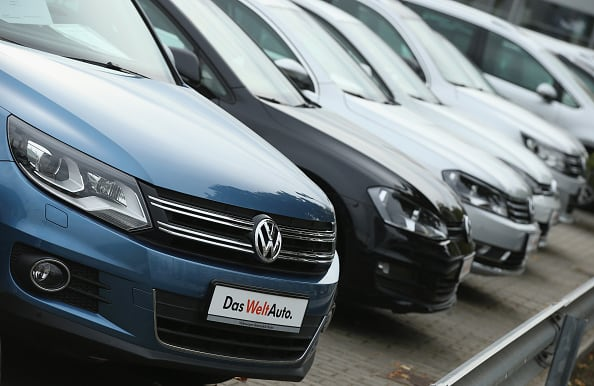 Carros Volkswagen