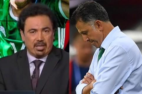 Hugo Sánchez y Juan Carlos Osorio