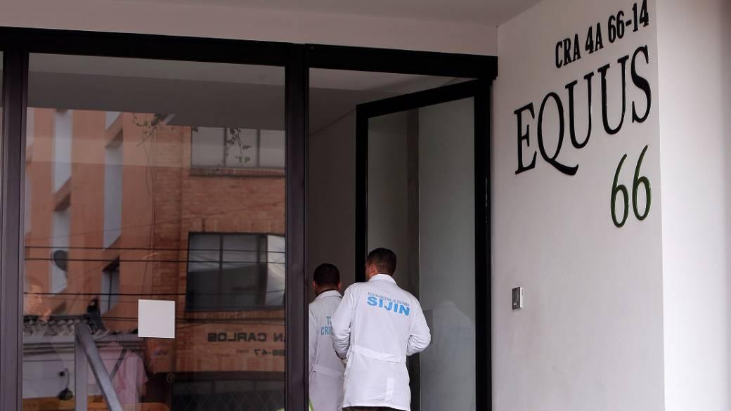 Edificio donde vivía Rafael Uribe Noguera, presunto asesino de Yuliana Samboní