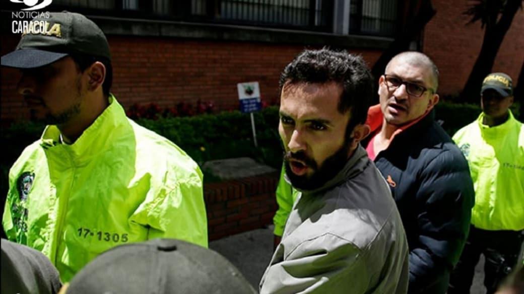 Cárcel a detenidos por atentado en Andino