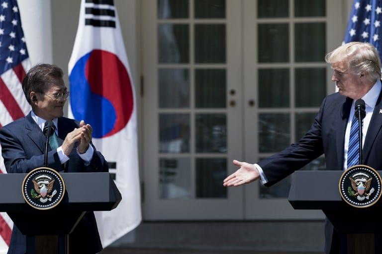 Paciencia de Trump con Corea del Norte