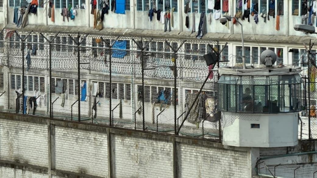 Excarcelación masiva en Colombia