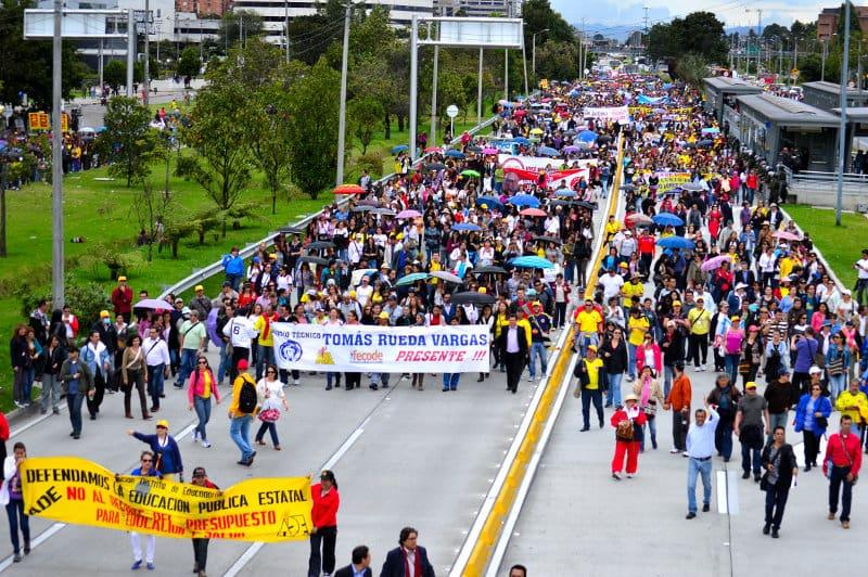 Marchas de maestros