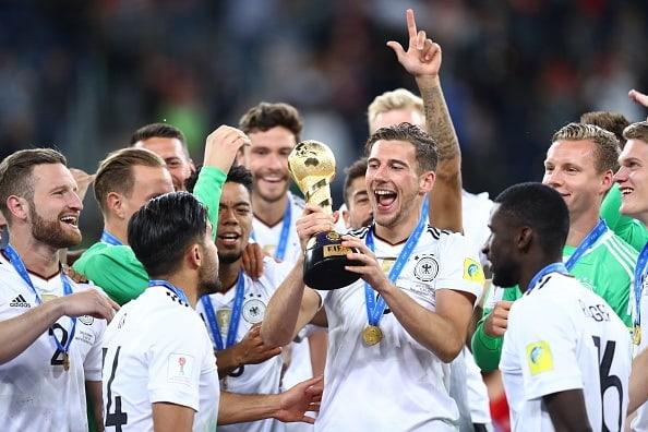 Alemania campeón de la Copa Confederaciones