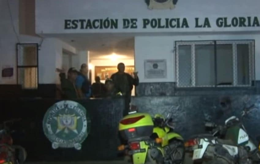 Estación de Policía