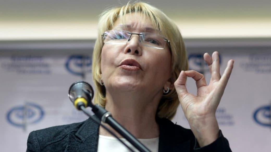 Luisa Ortega AFP
