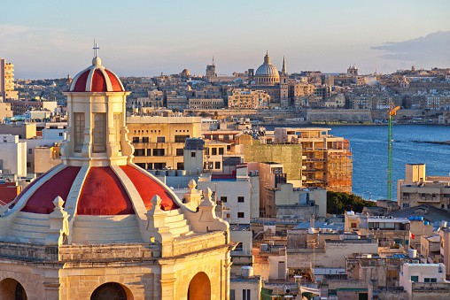 Panorámica de Malta