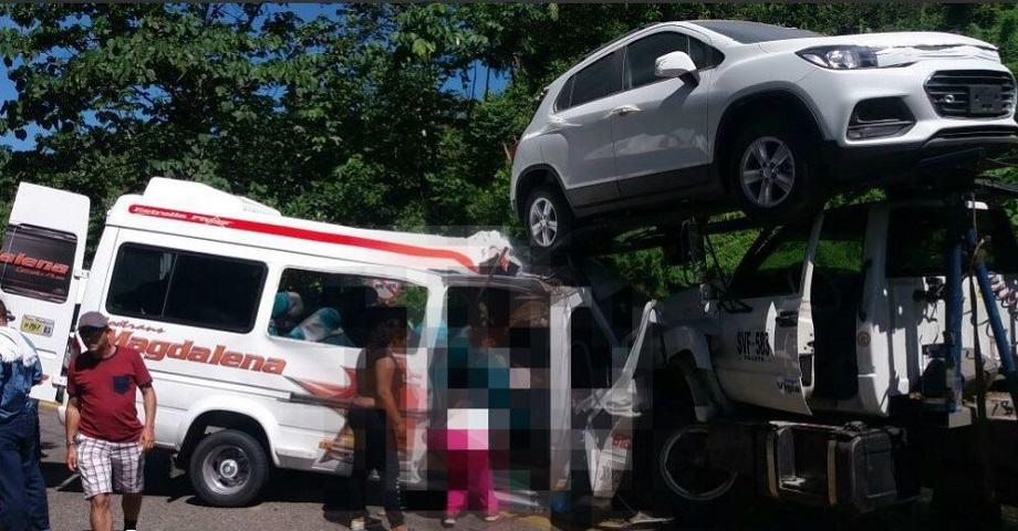 Accidente Santander
