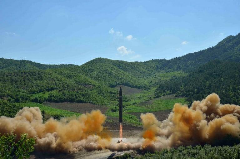 Crisis en Corea por nuevo lanzamiento