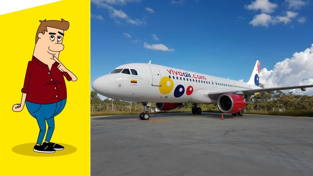 Viva Colombia nueva promo