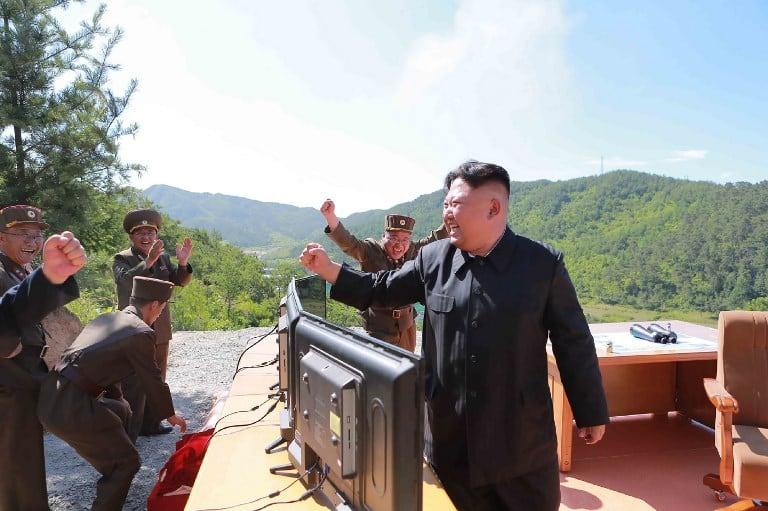 Desafío a Corea del Norte