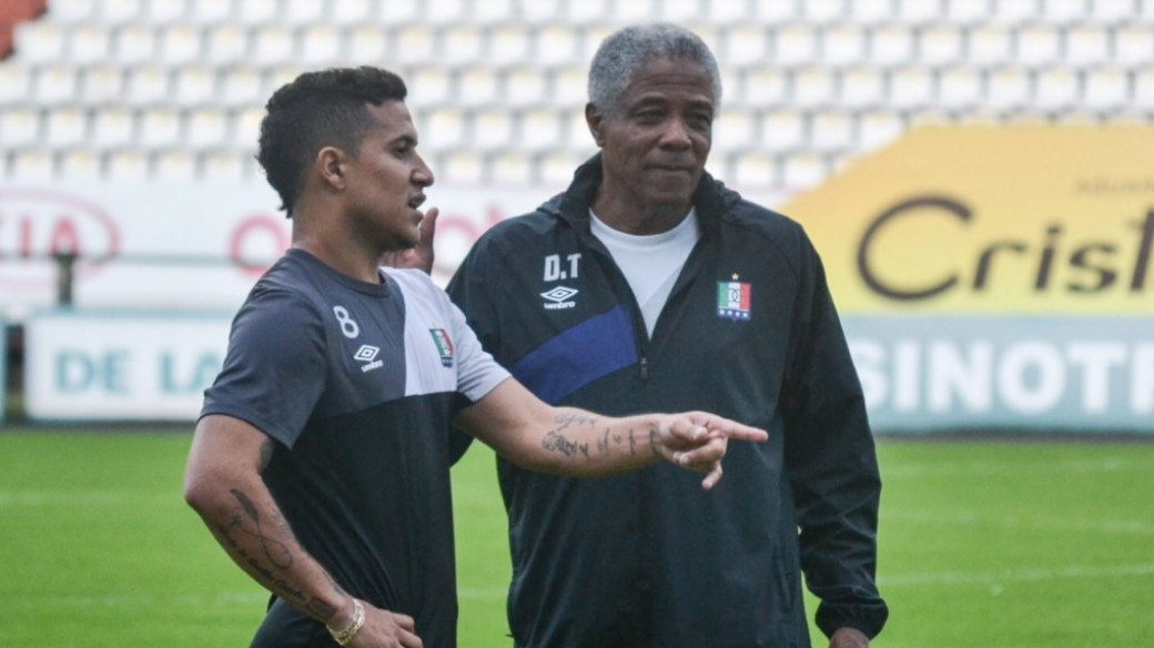 Francisco Maturana y Michael Ortega
