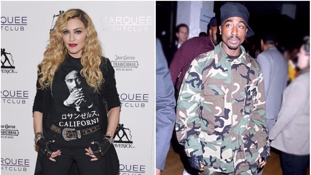 Madonna / Tupac Shakur