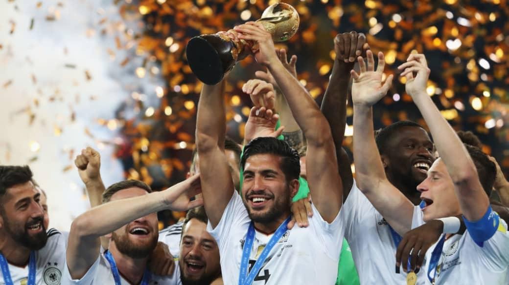 Chile vs Alemania: Final Copa Confederaciones