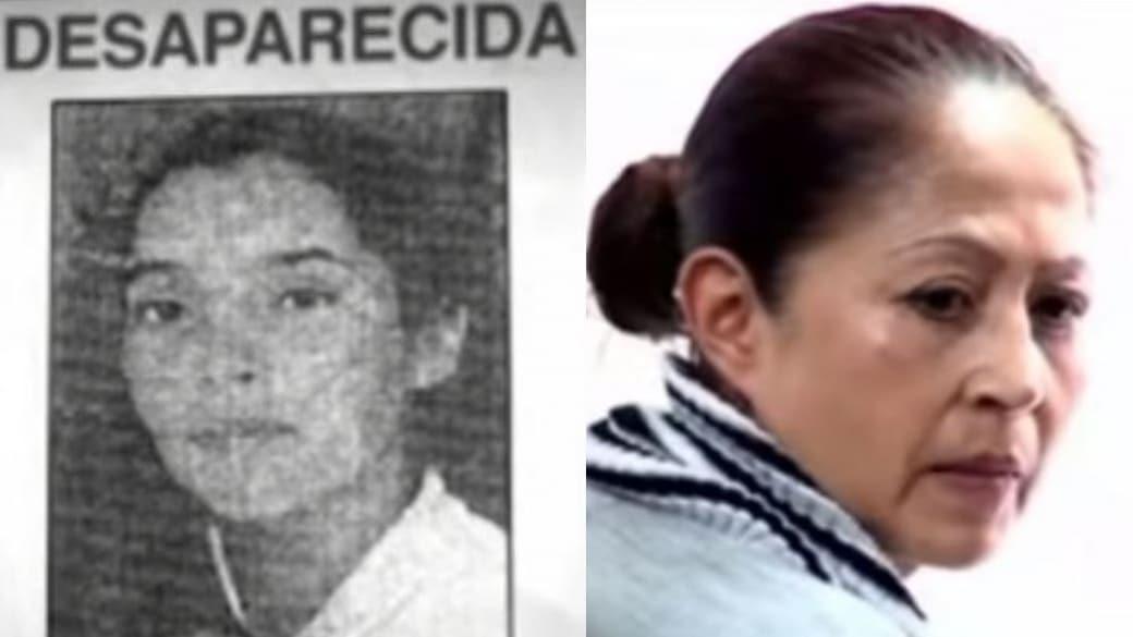 Luisa Fernanda Vásquez, mujer desaparecida y asesinada. Alicia Hernandéz, acusada por el crimen de la joven y robo de su bebé