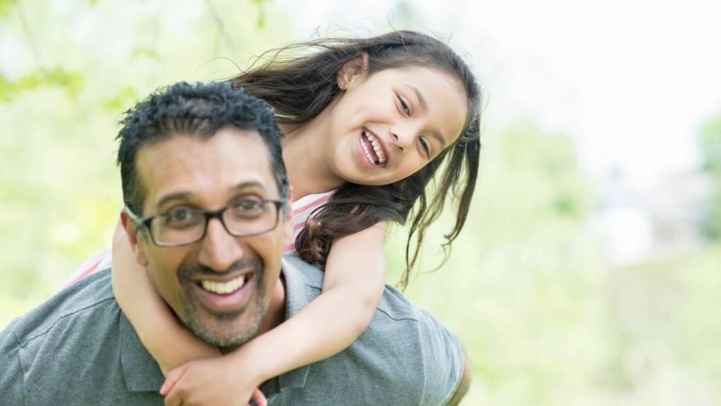 Padre e hija. Pulzo.com