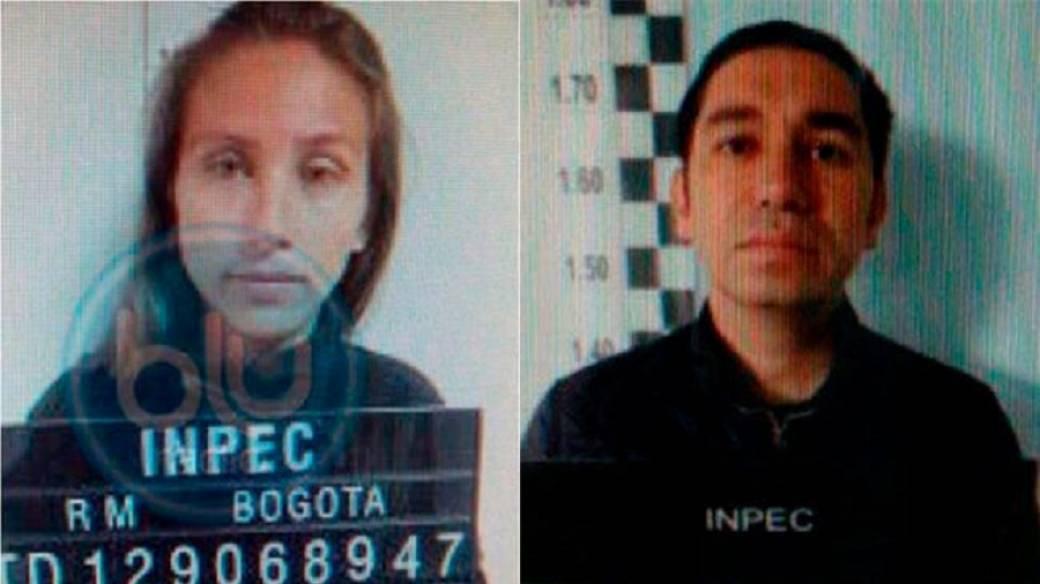 Carolina Rico Rodríguez y Gustavo Moreno Rivero.