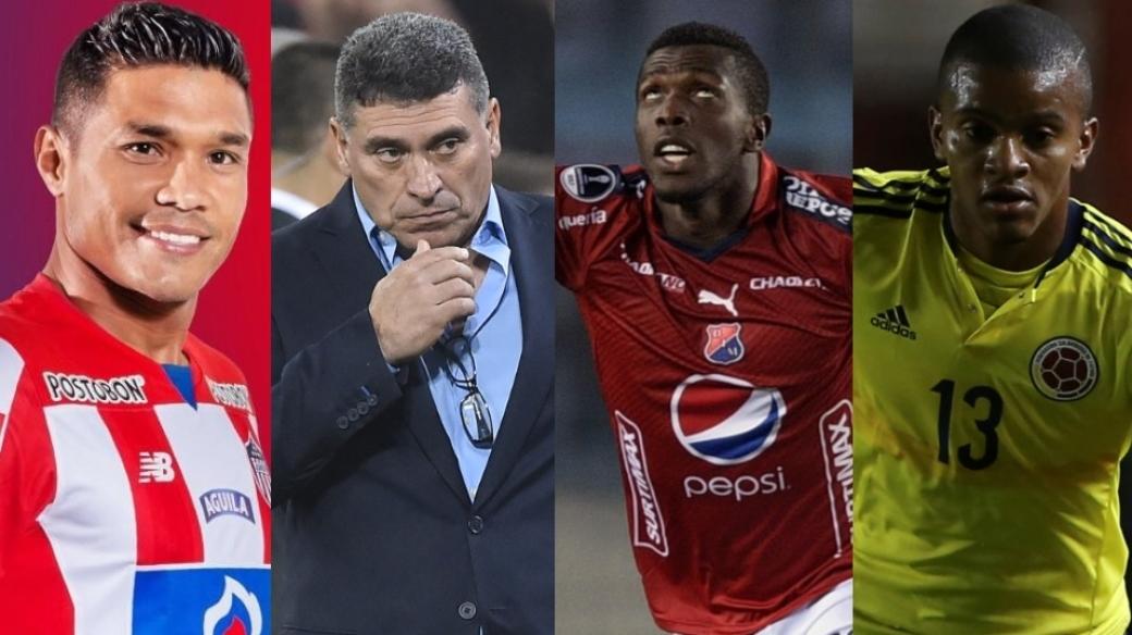 Refuerzos fútbol colombiano