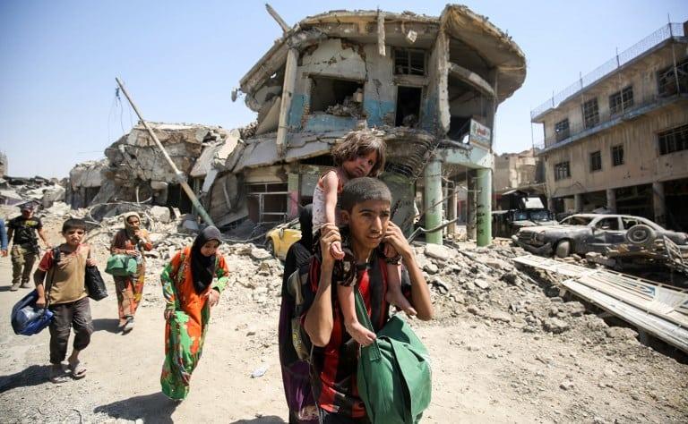 Conflicto en Irak. Pulzo.com