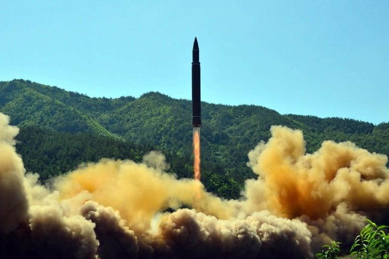 Lanzamiento de misil de Corea del Norte. Pulzo.com