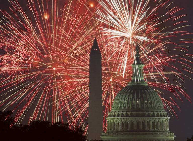 Celebración del 4 de julio. Pulzo.com