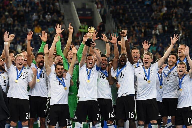Victoria de Alemania en Copa Confederaciones. Pulzo.com