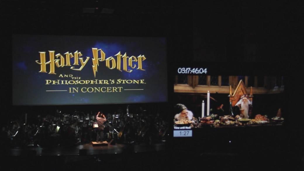 Harry Potter, el concierto