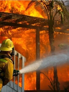 Incendio Cali