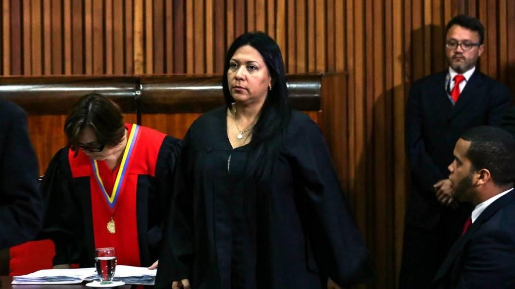 Supremo venezolano designa a Katherine Harrington nueva vicefiscal general