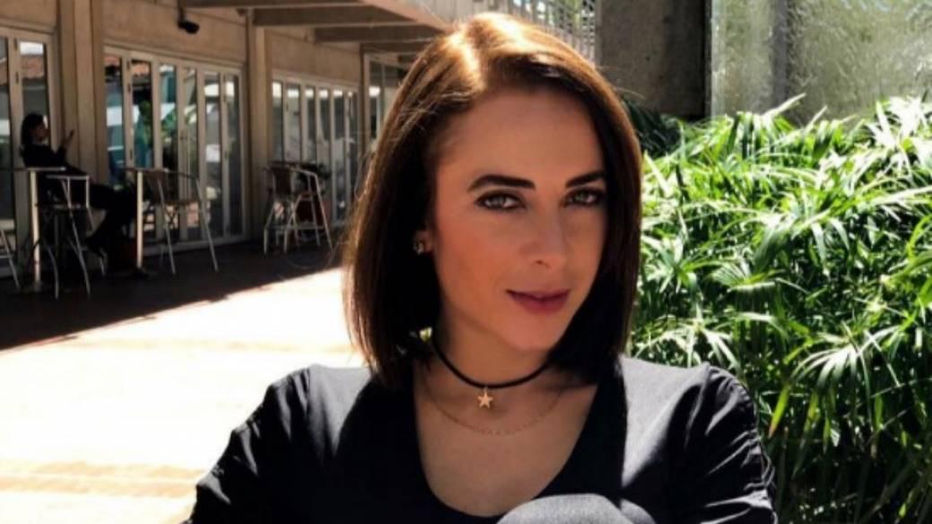 Jimena Durán, actriz colombiana.