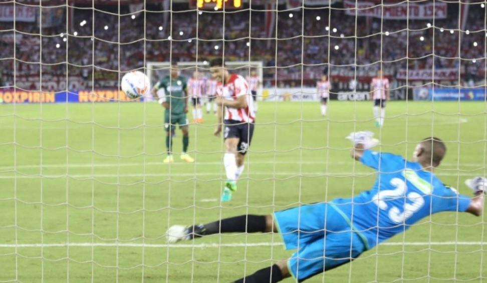 Junior 3-0 Equidad