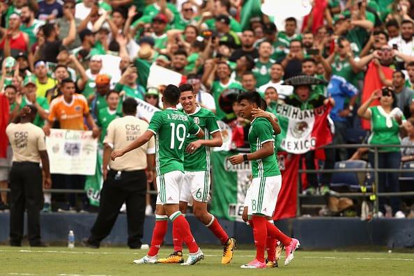 Mexico ganó en Copa de Oro