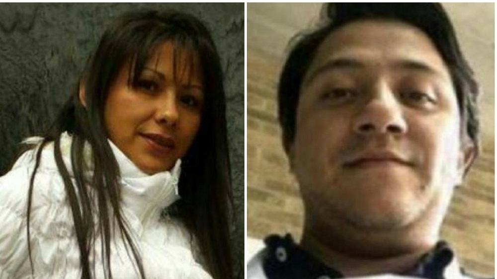 Alias Yayita y Fabiián Herrera
