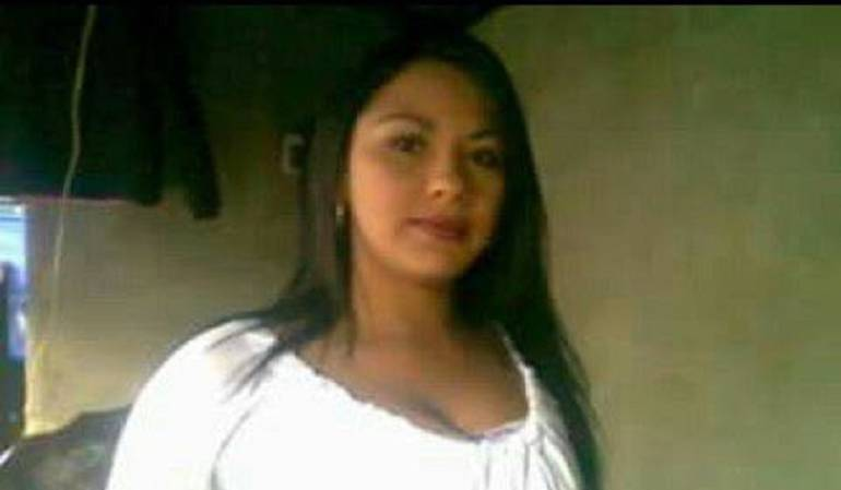 Oneida Rayo Molano, alias 'Yayita'