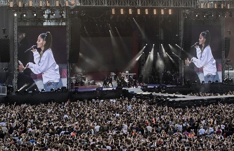 Concierto de Ariana Grande