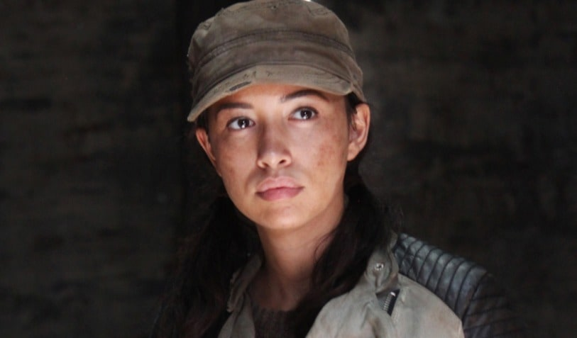 Rosita, personaje de 'The Walking Dead'. Pulzo.com