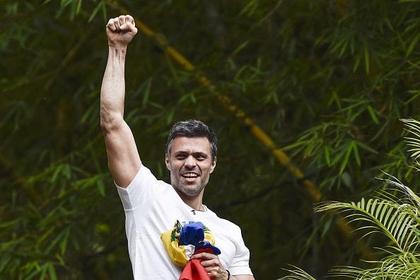Líder opositor Leopoldo López