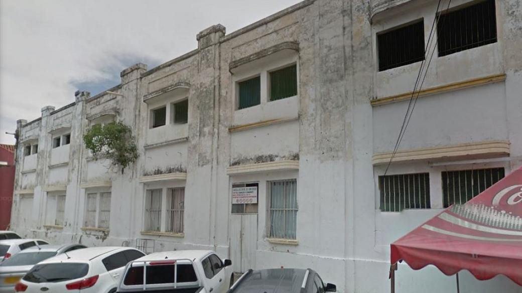 Cárcel de mujeres Cartagena