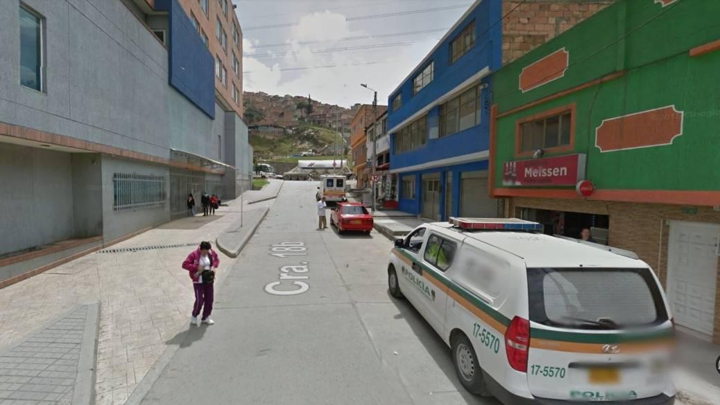 Hospital de Meissen, sur de Bogotá