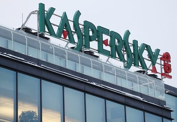 Sede de Kaspersky en Rusia