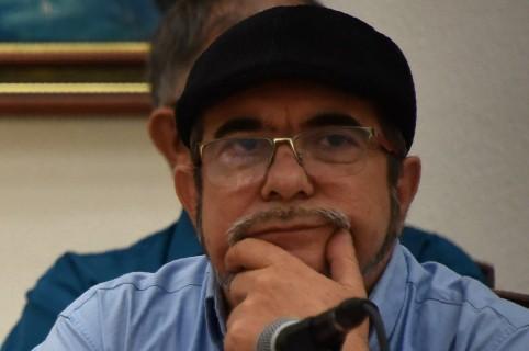 Rodrigo Londoño, máximo jefe de Farc