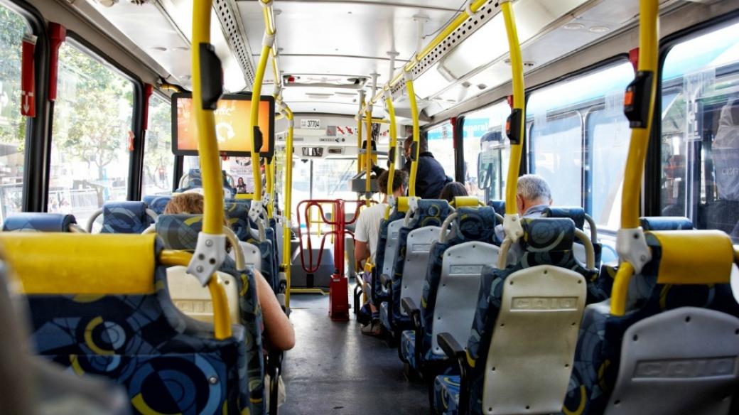 Bus en Brasil.