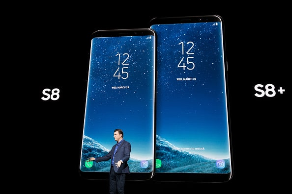 Samsung Galexy S8