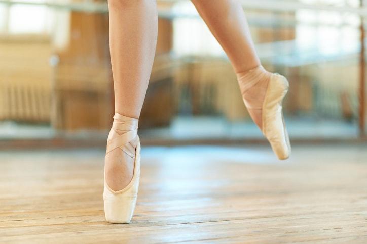 Bailarina de ballet. Pulzo.com
